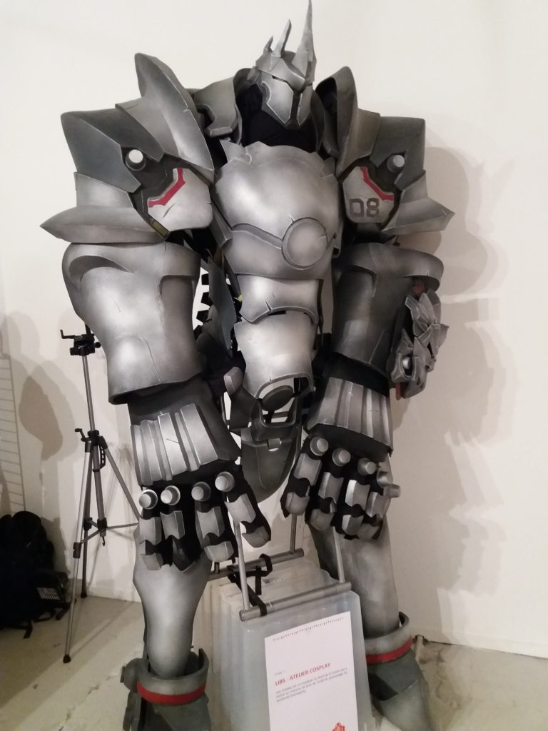 Armure cosplay