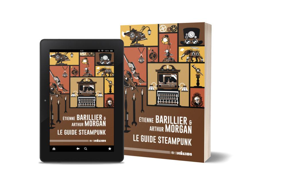 Le Guide Steampunk édition ActuSF